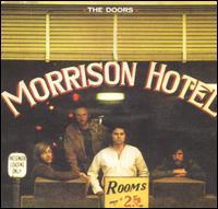 "Portada ""Morrison Hotel"" - The Doors"