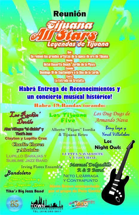 Poster tijuana