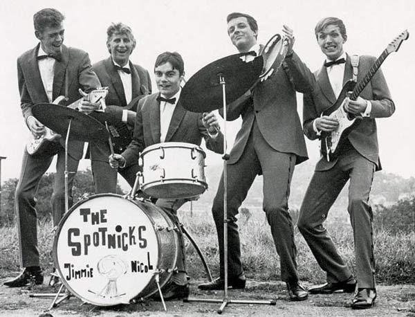 Jimmy nicol spotnicks 65