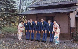 Jimmy nicol japan 1966