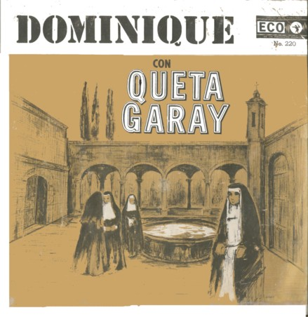 Portada LP Dominique