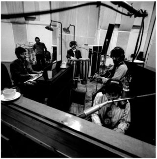 Beatles - Estudio Sgt Pepper