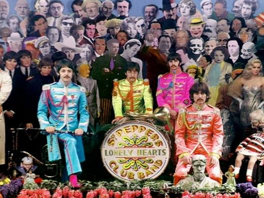Beatles - Pepper 2
