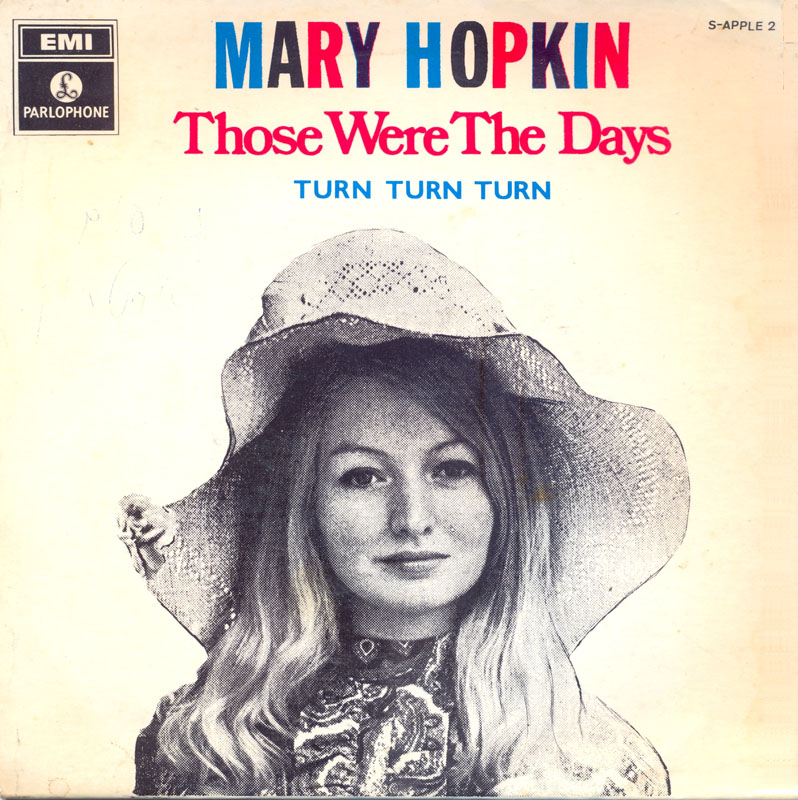 Mary-hopkin-those-were-the-days-parlophone-single