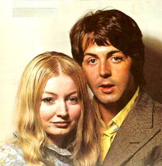 Mary Hopkin & Paul McCartney