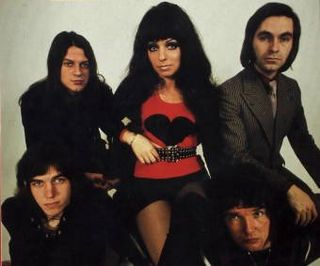 Shocking blue 1