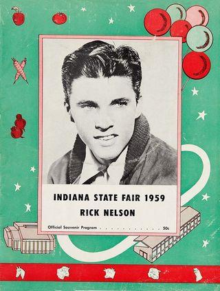 Ricky nelson indiana state 1959