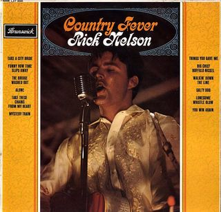 Ricky nelson lp country